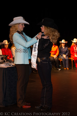 Miss Rodeo Colorado 2012