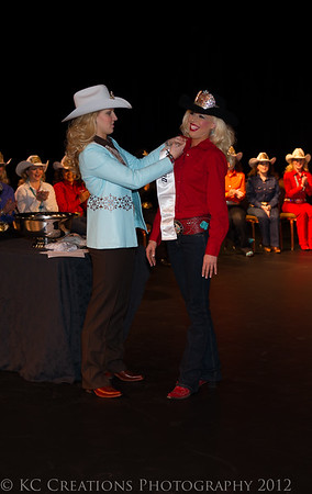 Miss Rodeo Arizona 2012