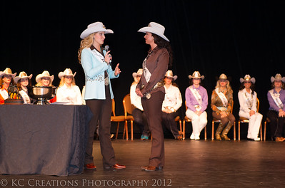 Miss Rodeo Nevada 2012