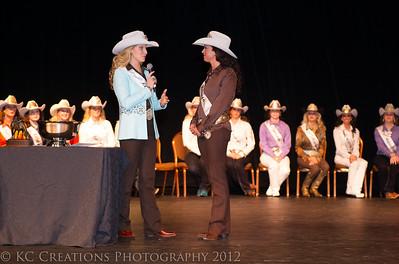 Miss Rodeo Nevada 2012