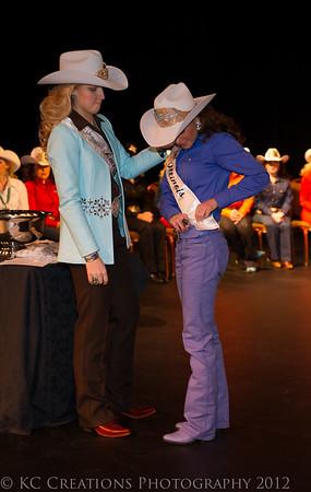 Miss Rodeo Illinois 2012