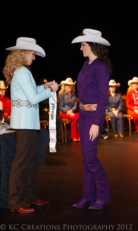 Miss Rodeo Florida 2012