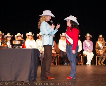 Miss Rodeo Virginia 2012