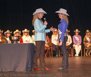 Miss Rodeo Wisconsin 2012