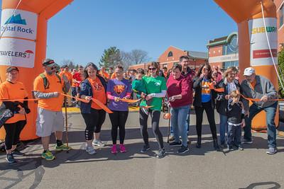 MS Walk in Cheshire 2018