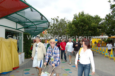 Walk MS Lego Land California