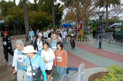 Walk MS Lego Land California