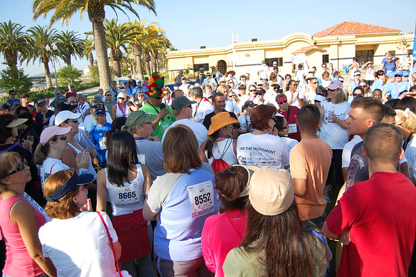 Multiple Sclerosis Walk Point Loma