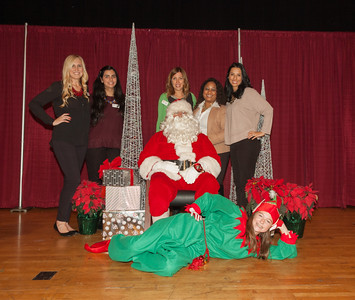 Annual Multiple Sclerosis and Sycuan's Family Holiday Party