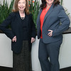 "Left to right, Diann Geronemus and Karla Thatcher promote the National Multiple Sclerosis Society's 34th annual ""MS Gala Luncheon"" which takes place on Wednesday, Jan. 18, 2017 at the Broward County Convention Center in Fort Lauderdale."