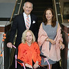 "Left to right, David Schulman, Carrie Schulman and Karen Schneier Dresbach promote the National Multiple Sclerosis Society's 34th annual ""MS Gala Luncheon"" which takes place on Wednesday, Jan. 18, 2017 at the Broward County Convention Center in Fort Lauderdale."