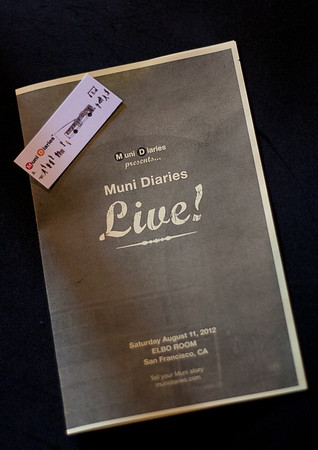 MUNI Diaries Live 8