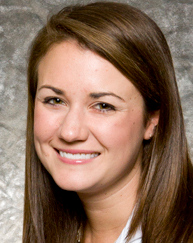 Kimberly N. Weaver will be inducted into Alpha Omega Alpha, the nation's medical honorary, April 18.