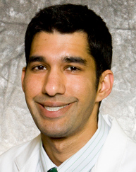 Saqib R. Ahmed will be inducted into Alpha Omega Alpha, the nation's medical honorary, April 18.