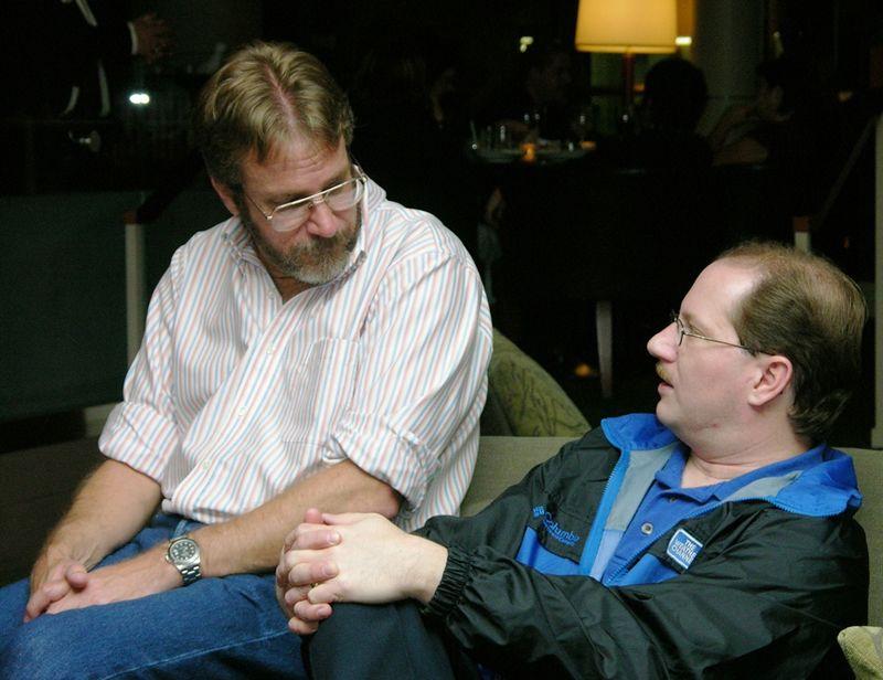 Gary deWitt and Rick Schummer