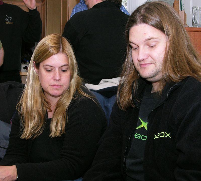 Ellen Whitney, Markus Egger