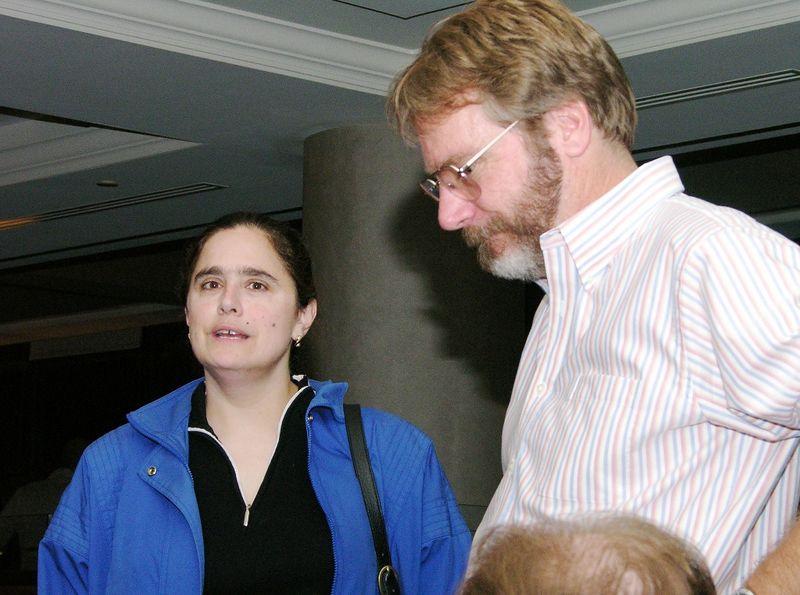 Tamar Granor, Gary DeWitt