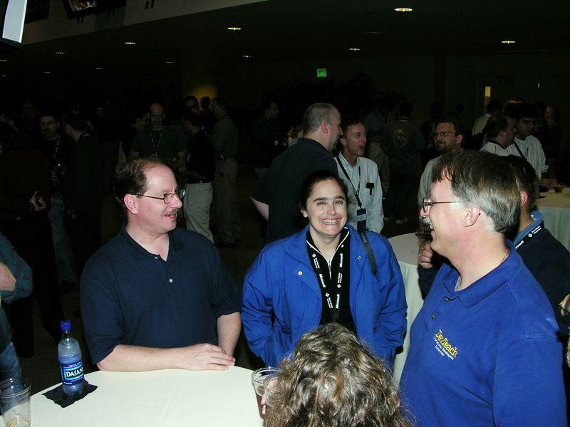 Rick Schummer, Tamar Granor, Doug Hennig