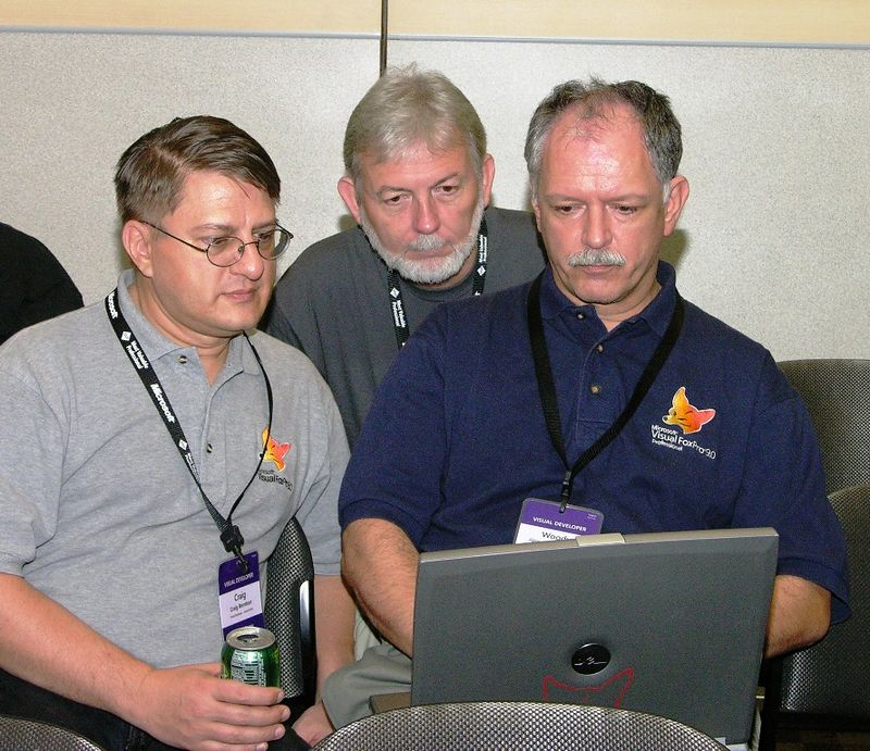 Craig Berntson, David Stevenson, wOOdy