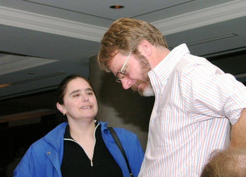 Tamar Granor & Gary Dewitt