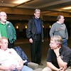Seated: Maurice de Beijer and Doug Hennig<br /> Standing: Rick Bean, David Stevenson and Carl Warner