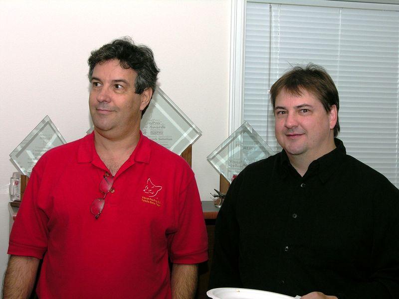 Alex Feldstein, Ken Levy