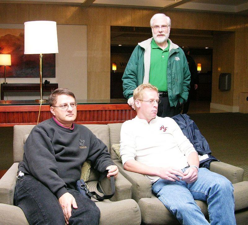 Craig Berntson, Maurice De Beijer, Rick Bean