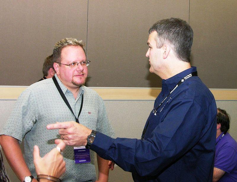 YAG and Jim Duffy