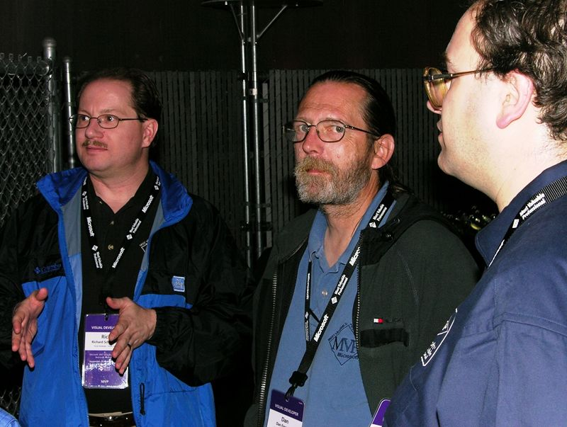Rick Schummer, Dan Freeman, Garrett Fitzgerald