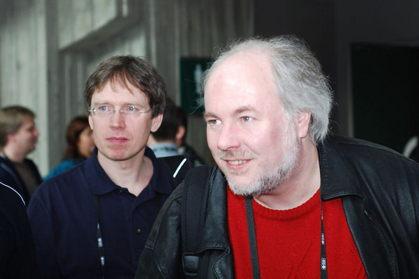 Igor Vit and Rainer Becker