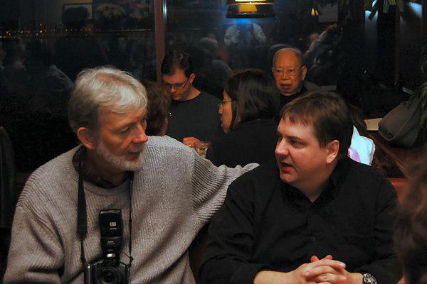 David Stevenson, Ken Levy