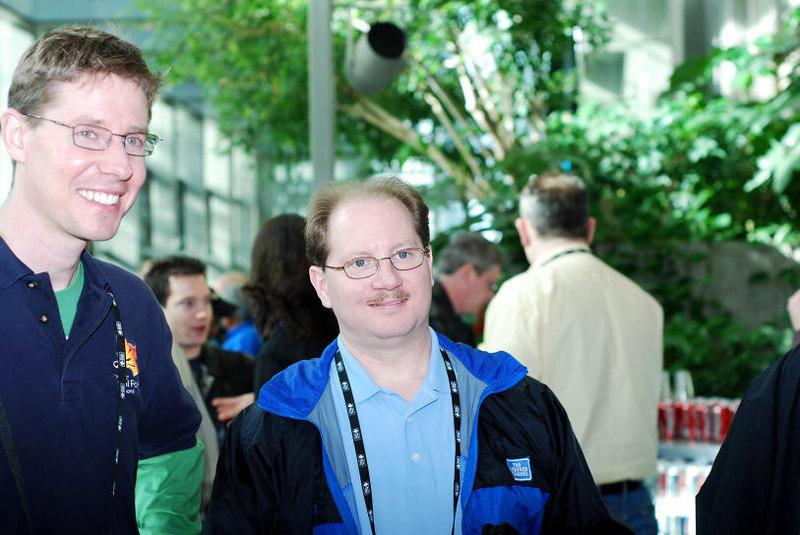 Craig Bailey, Rick Schummer