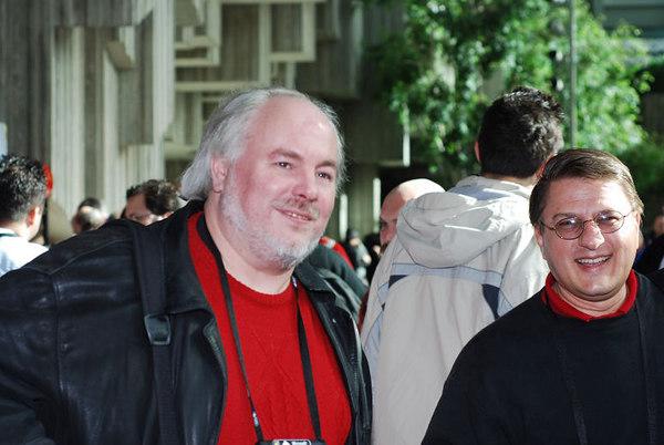 Rainer Becker and Craig Berntson