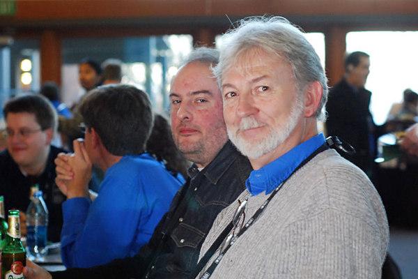 David Stevenson and Olaf Doschke