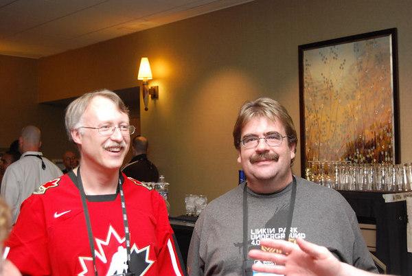 Doug Hennig, Rod Paddock