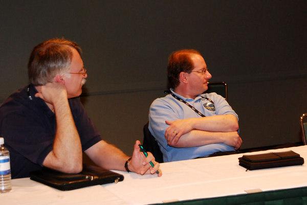 Doug Hennig, Rick Schummer