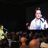 Craig Berntson asking Ballmer a question