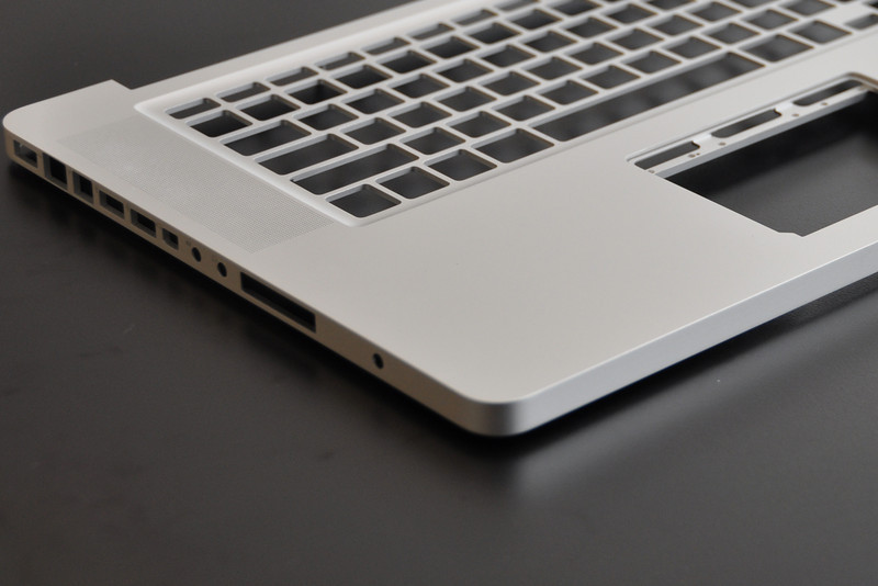 This unibody is for MacBook Pro.