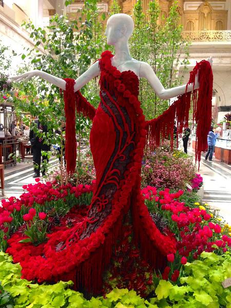 Macy's Center City Flower Shows