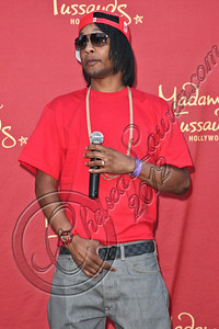 HOLLYWOOD, CA - JUNE 16:  MC / producer DJ Quik attends the launch of the wax figure of music icon Tupac Shakur at Madame Tussauds on June 16, 2012 in Hollywood, California.  (Photo by Chelsea Lauren/WireImage)