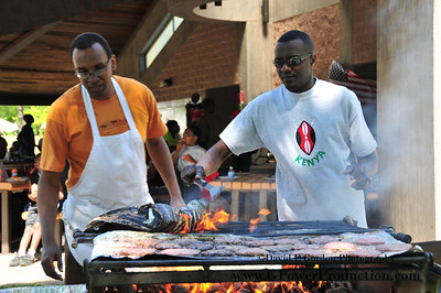 Kenyans Celebrate Madaraka Day