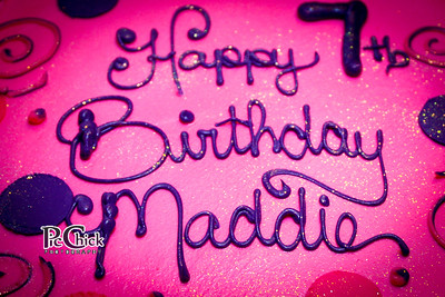 Maddie's 7th bday party~7/7/2011