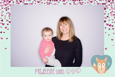 Madeleine Turns One | 12.10.16