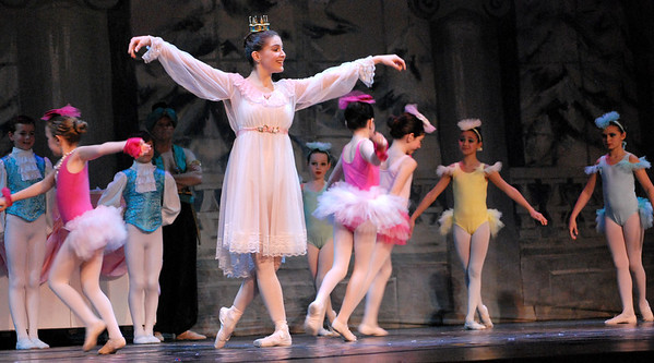 Madeline in Nutcracker