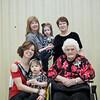 Mae's Birthday 100