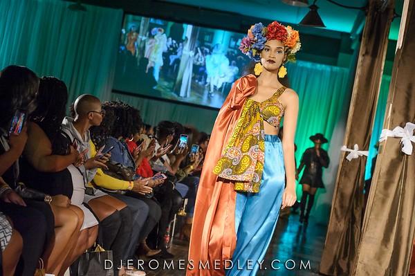 Magic City Fashion Week Finale 10/17