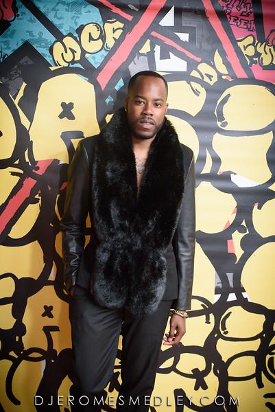 Magic City Fashion Week Opening Night 10/17