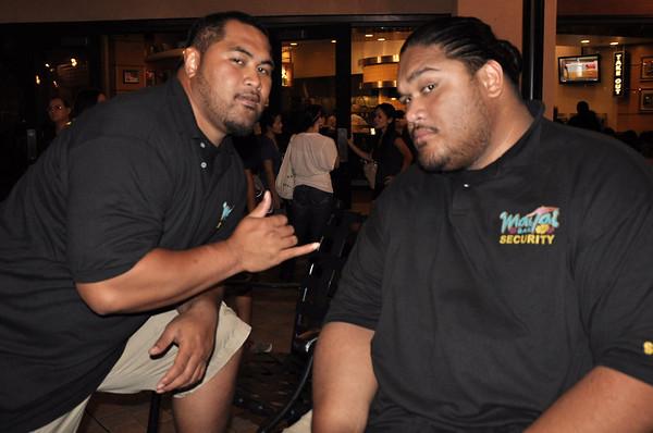 Mai Tai Rumble Hawaii ` Week 1 - 10.05.10