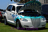 Blue Flame Pt Cruiser.