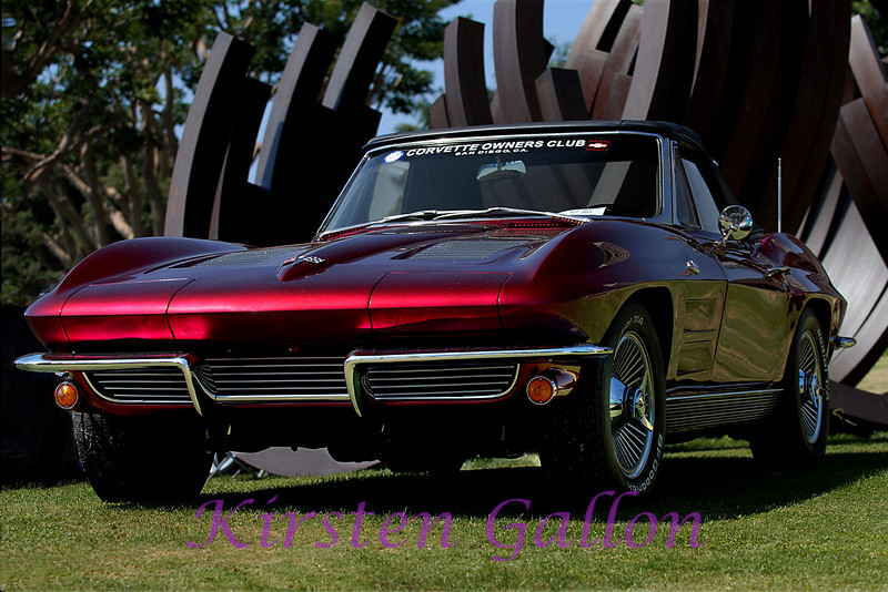 1963 Corvette Candy-Brandy Wine